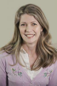 Dr Michelle Garnett portrait